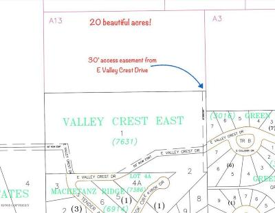 Palmer Residential Lots & Land For Sale: A015 Valley Crest Drive