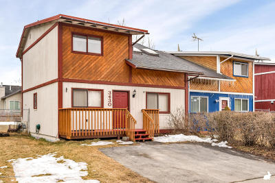 Anchorage Single Family Home For Sale: 3430 Grissom Circle
