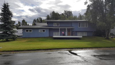 Anchorage Single Family Home For Sale: 2860 Ruby Drive