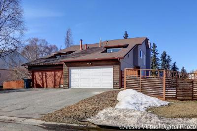 Anchorage AK Single Family Home For Sale: $315,000