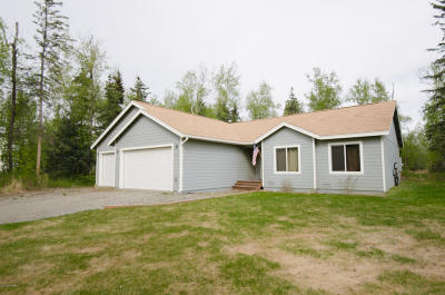 Wasilla Single Family Home For Sale: 2231 S St. John Court