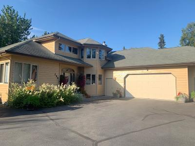 Kenai, Soldotna Single Family Home For Sale: 298 Rogers Road