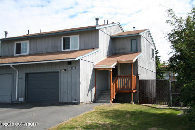 Anchorage Single Family Home For Sale: 4121 Cosmos Drive