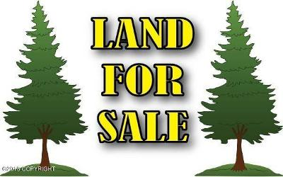 Anchorage, Chugiak, Eagle River Residential Lots & Land For Sale: nnn Boniface and Lynn