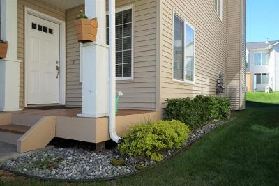 Anchorage, Chugiak, Eagle River Condo/Townhouse For Sale: 11520 Discovery View Drive #36B