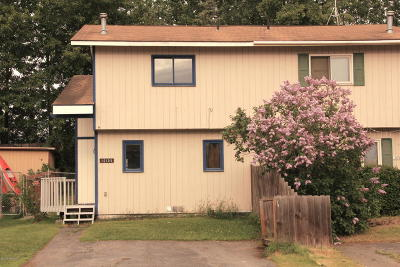 Anchorage Single Family Home For Sale: 10105 Thimble Berry Drive