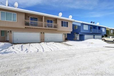 Anchorage, Chugiak, Eagle River Condo/Townhouse For Sale: 2344 Brookshire Loop #98