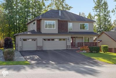 Eagle River Single Family Home For Sale: 16958 Hideaway Ridge Drive