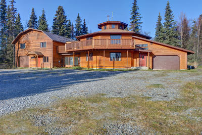 Soldotna, Sterling, Kenai Single Family Home For Sale: 46810 Grady Court