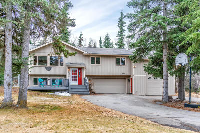 Anchorage Single Family Home For Sale: 3800 Taiga Drive