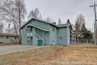 Anchorage AK Multi Family Home For Sale: $384,900