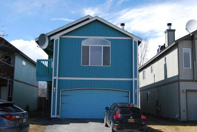 Anchorage AK Single Family Home For Sale: $299,000
