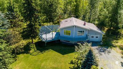 Wasilla Single Family Home For Sale: 851 Gambit Circle