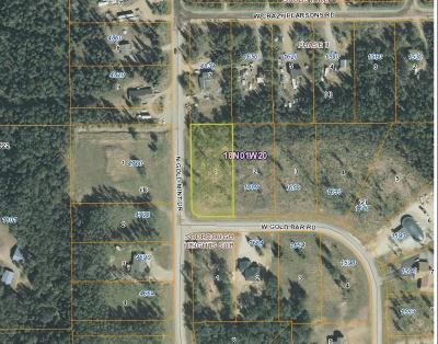 Wasilla Residential Lots & Land For Sale: L1 B2 Gold Bar Road
