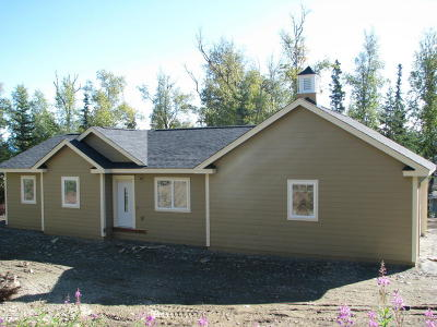 Wasilla Multi Family Home For Sale: 1945 W Lake Lucille Drive