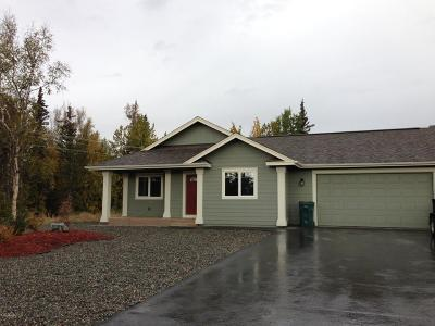 Wasilla Multi Family Home For Sale: 1991 W Lake Lucille Drive