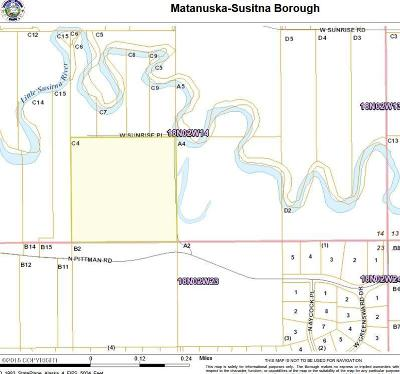 Wasilla Residential Lots & Land For Sale: 5672 Sunrise Place