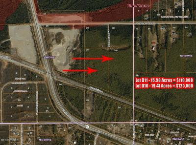 1d - Matanuska Susitna Borough Residential Lots & Land For Sale: 3418 Gallagher Circle