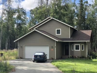 Wasilla Single Family Home For Sale: 7960 W Sally Court