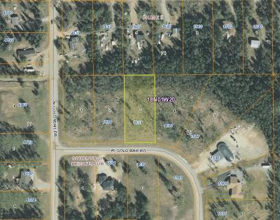 Wasilla Residential Lots & Land For Sale: 1659 Gold Bar Road