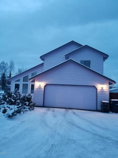 Anchorage Single Family Home For Sale: 1254 Pine Street