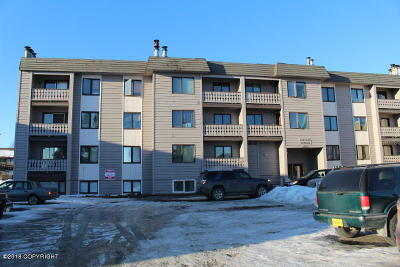 Anchorage Condo/Townhouse For Sale: 1405 W 27th Avenue #303