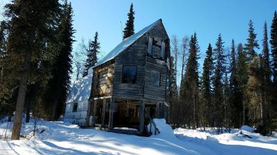 1d - Matanuska Susitna Borough Single Family Home For Sale: L8 B3 No Road