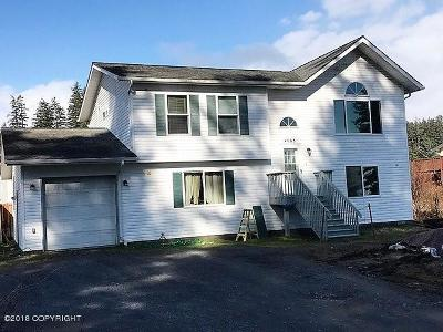 Kodiak AK Single Family Home For Sale: $399,000