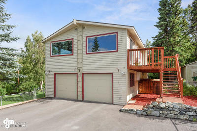 Anchorage Single Family Home For Sale: 7515 Chalet Court