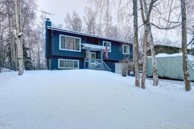 Eagle River Single Family Home For Sale: 17507 Kantishna Drive