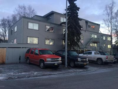 Anchorage Multi Family Home For Sale: 101 Bunnell Street