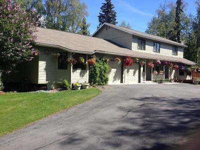 Anchorage Single Family Home For Sale: 4630 Shelburne Place