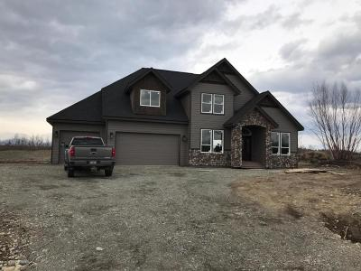 Wasilla Single Family Home For Sale: 3565 S Barn Gable Loop