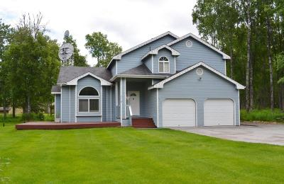 Soldotna AK Single Family Home For Sale: $335,000