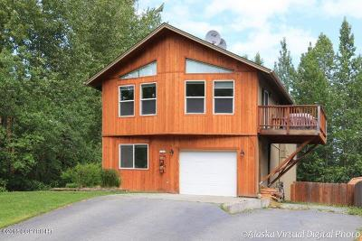 Chugiak, Eagle River Single Family Home For Sale: 17505 N Juanita Loop