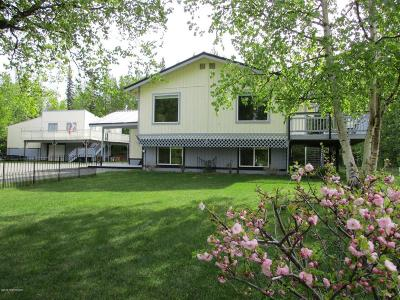 Palmer Single Family Home For Sale: 1051 N Old Trunk Road