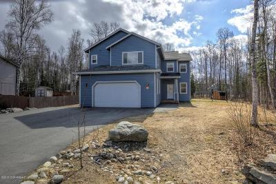 Wasilla Single Family Home For Sale: 6940 W Buckner Place