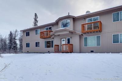 Wasilla Rental For Rent: 395 E Victor Circle #2