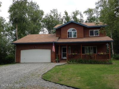 Wasilla Single Family Home For Sale: 5191 S Westminster Court