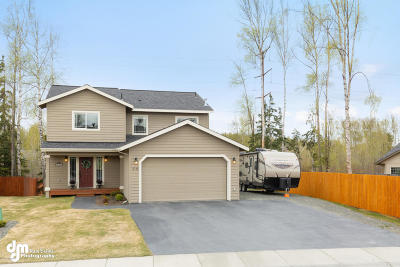 Eagle River Single Family Home For Sale: 13148 Curry Ridge Circle