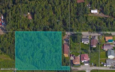 Anchorage Residential Lots & Land For Sale: L38 T13NR03WS 22 Less E50'