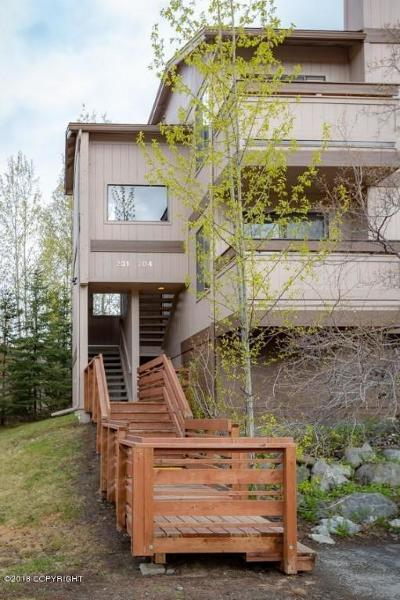 Eagle River Condo/Townhouse For Sale: 11720 Business Boulevard #B204