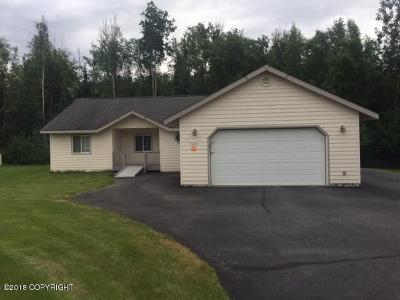 Wasilla Single Family Home For Sale: 4125 N Inspiration Loop