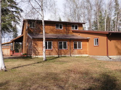 Wasilla Single Family Home For Sale: 9811 W Herkimer Drive
