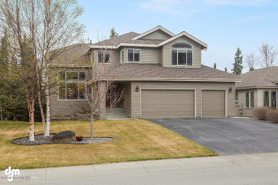 Eagle River Single Family Home For Sale: 17305 Yellowstone Drive