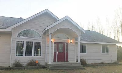 Wasilla Single Family Home For Sale: 150 W Gerondale Circle