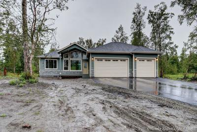 Anchorage, Eagle River, Palmer, Wasilla Single Family Home For Sale: L12 McIntyre Road