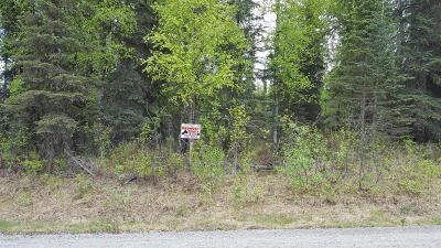 Soldotna Residential Lots & Land For Sale: L7-8 B1 Brewer Road