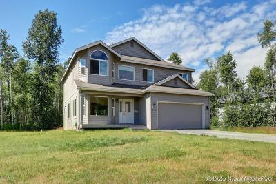 Wasilla Single Family Home For Sale: 6730 S Settlers Bay Drive