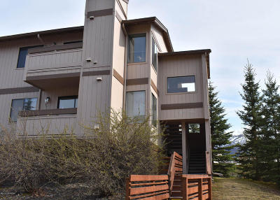 Eagle River Condo/Townhouse For Sale: 11720 Business Boulevard #A108